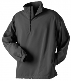Micro-Poly 1/4  Zip Pullover Windshirt