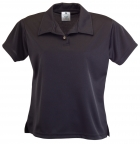 Quick Dry  Mesh  Ladies' Golf Shirt