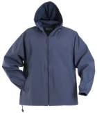 Nylon Hoodie Jacket with UV Protection