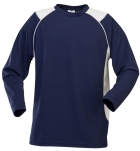 Anti-bacterial Quick Dry Crew Neck L/S Shirt