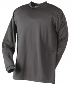 Quick Dry Mesh Men's Long Sleeve T-shirt