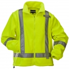 High Visibility 2-IN-1 Fleece Jacket