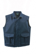 Canadian Made Utility Quilted Vest (Custom Made)